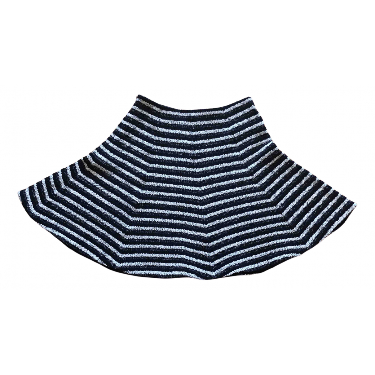 Theory \N Multicolour Cotton skirt for Women 00 0-5