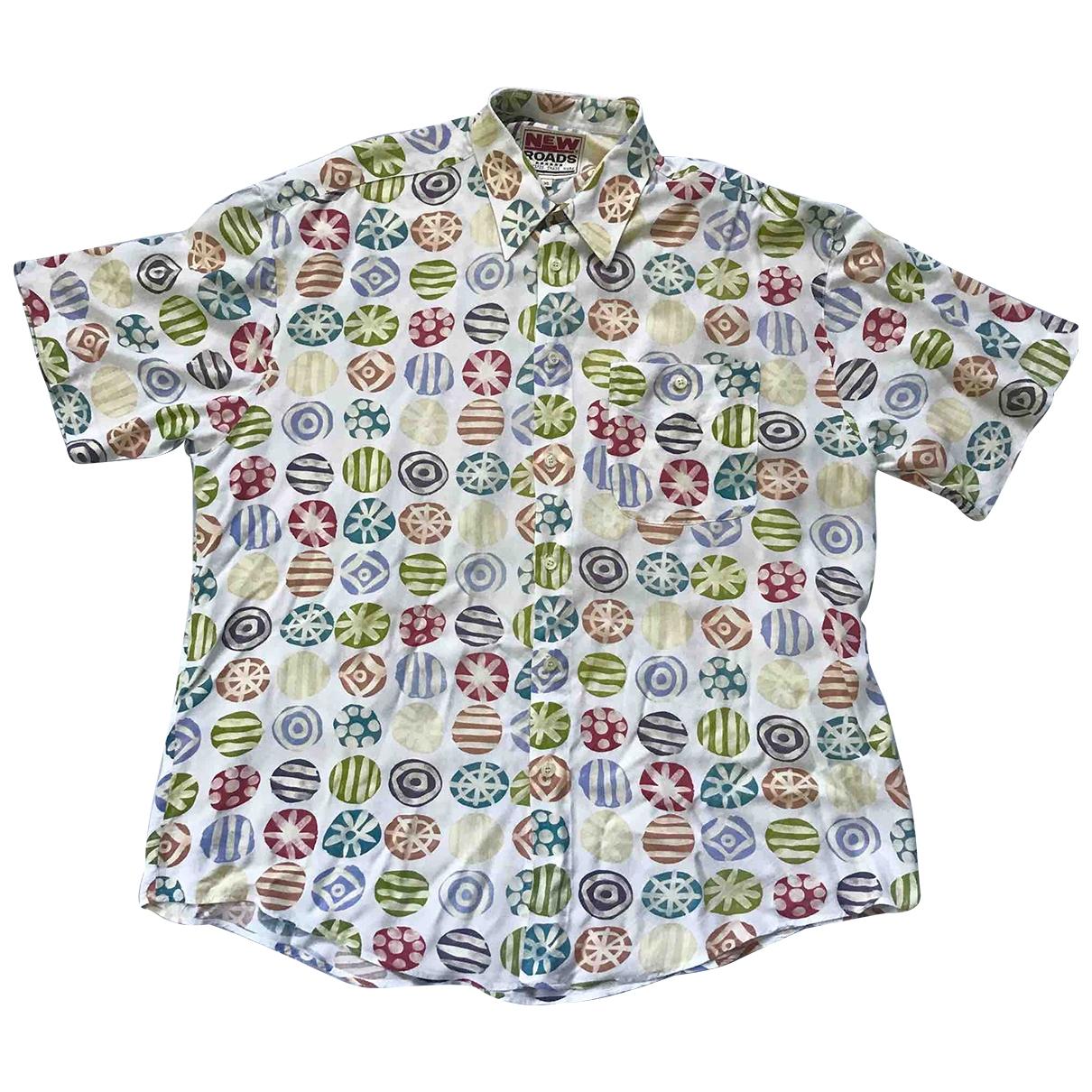 - Chemises   pour homme - multicolore