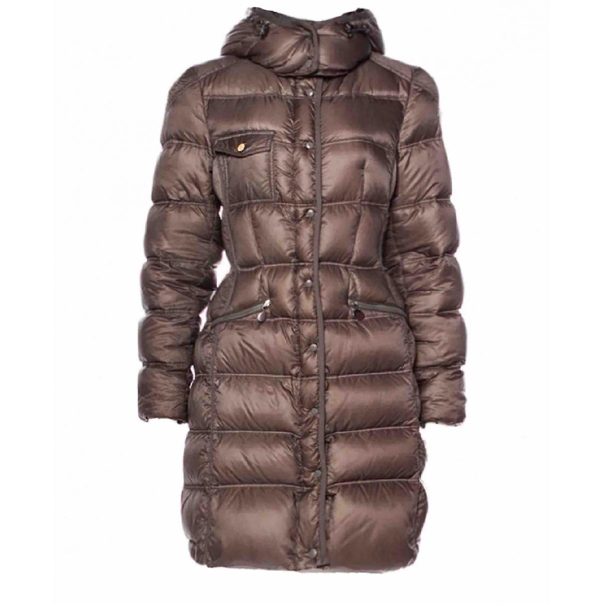 Moncler - Manteau   pour femme - marron