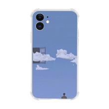 iPhone Schutzhuelle mit Wolke Muster