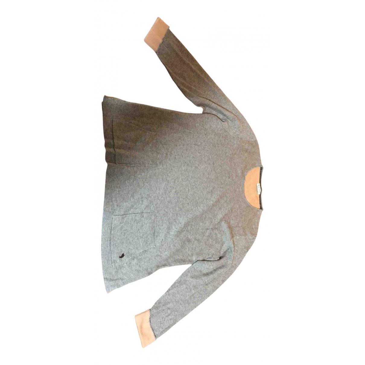 Krizia - Pull   pour femme - gris