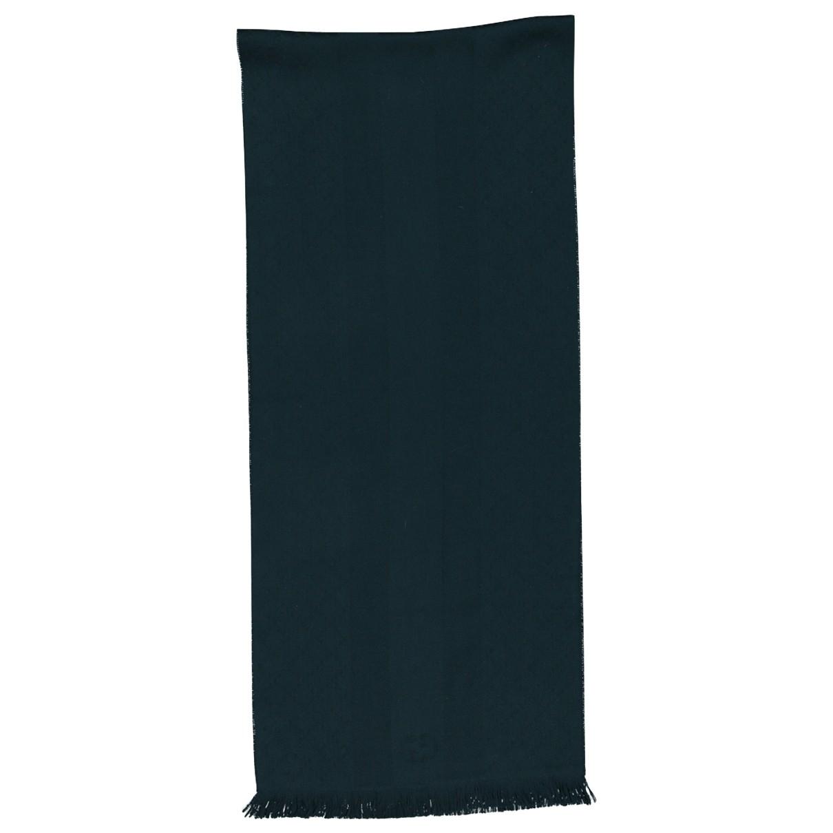 Gucci \N Green Wool scarf for Women \N