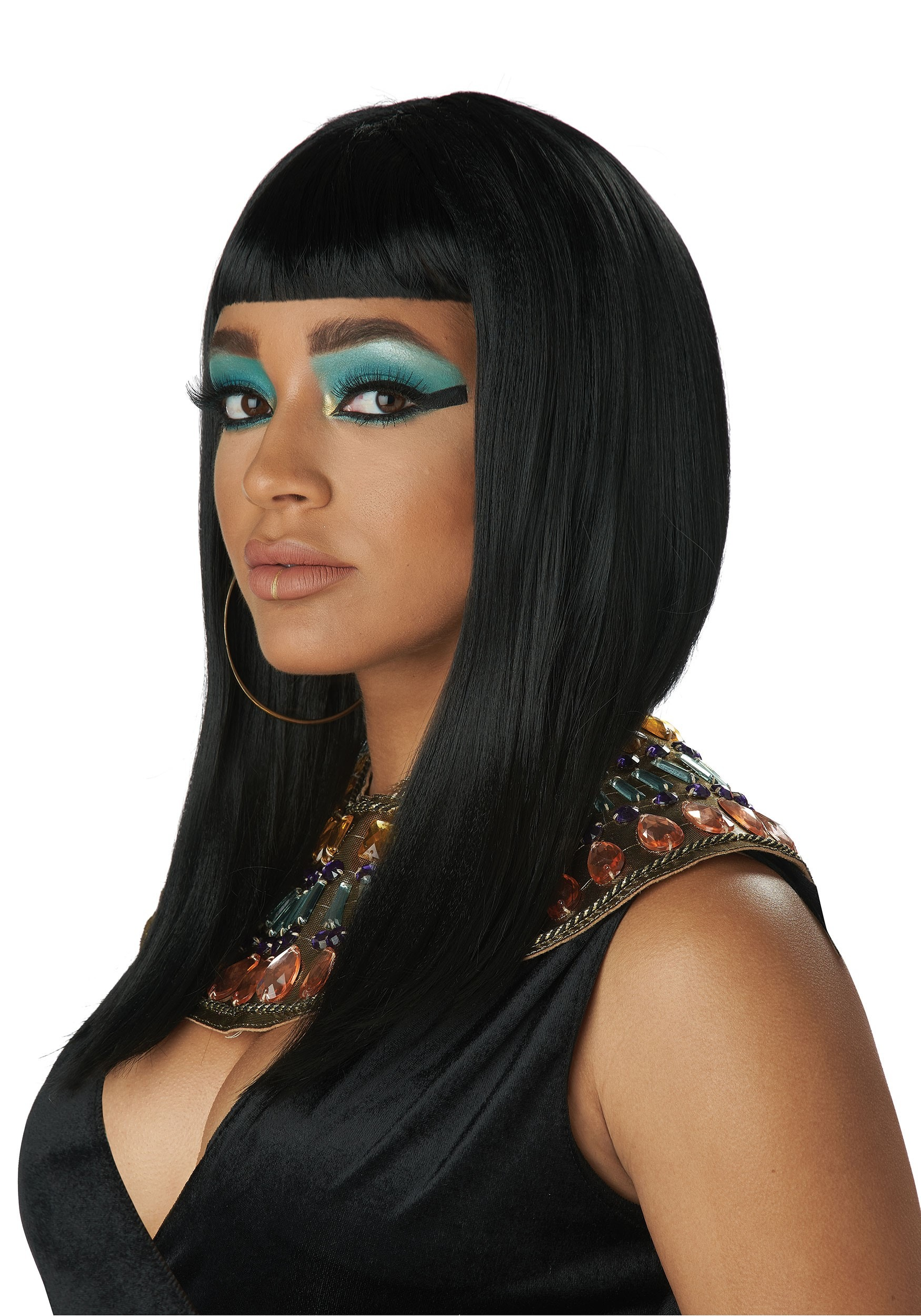 Egyptian Angular Cut Wig