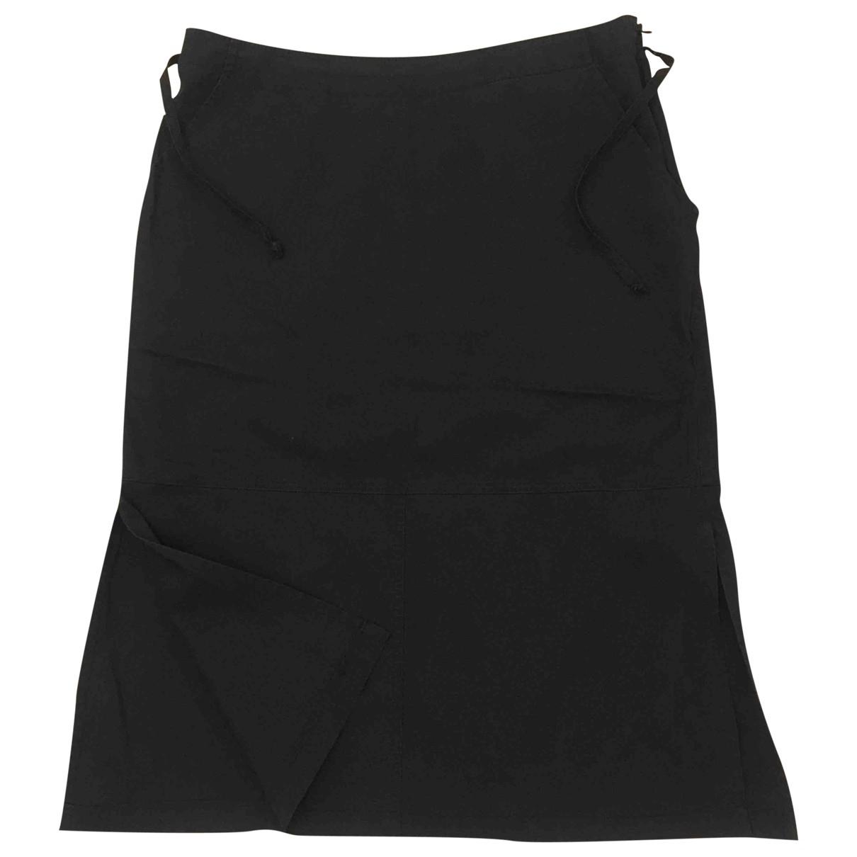Armani Jean - Jupe   pour femme en coton - noir