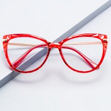 Brille mit Acryl Rahmen
