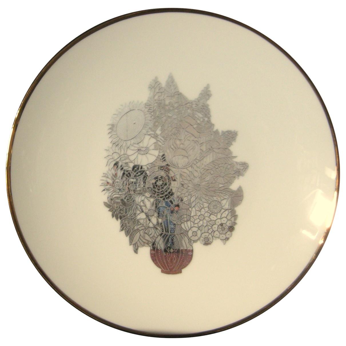 Bernardaud - Objets & Deco   pour lifestyle en porcelaine - blanc