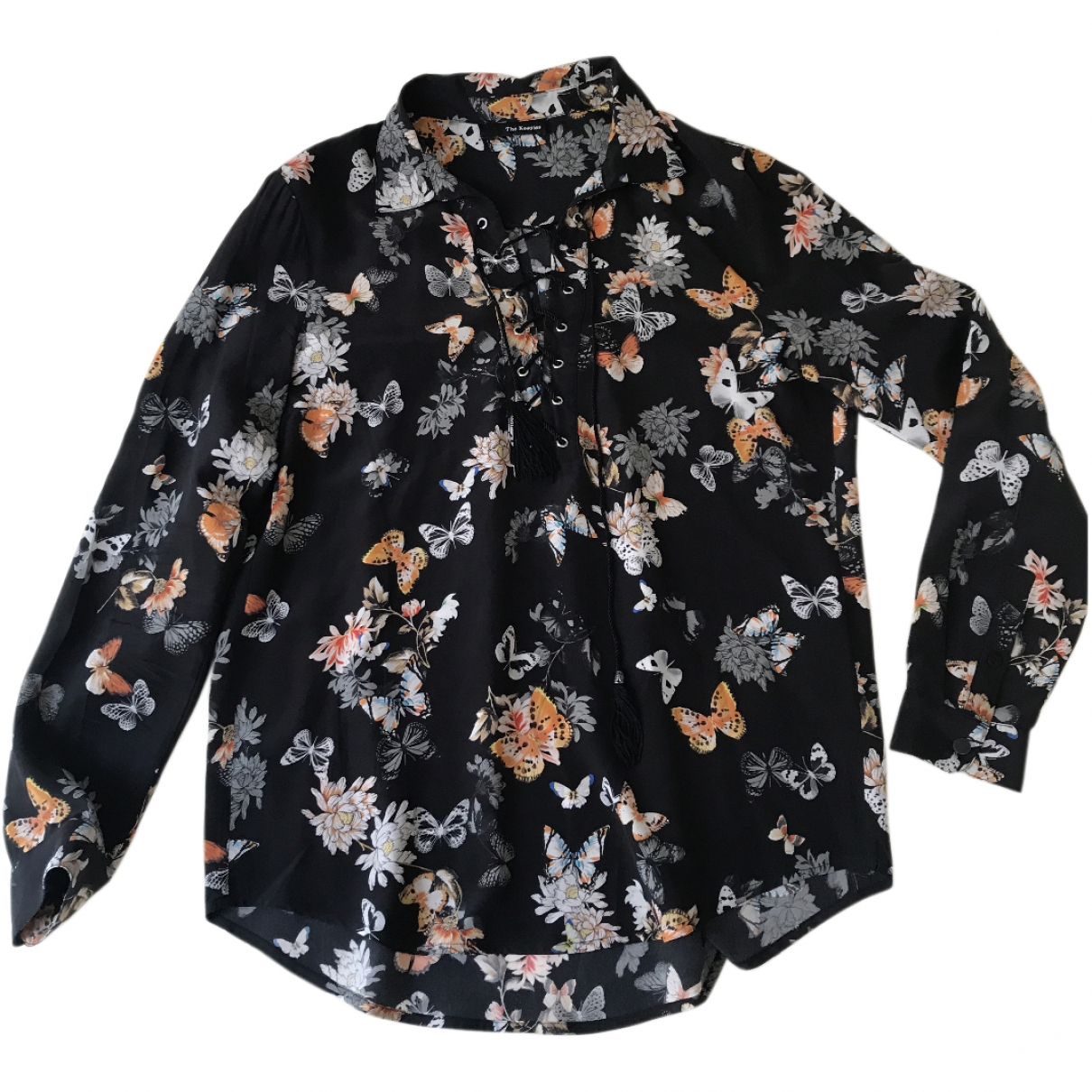 The Kooples \N Silk  top for Women 2 0-5