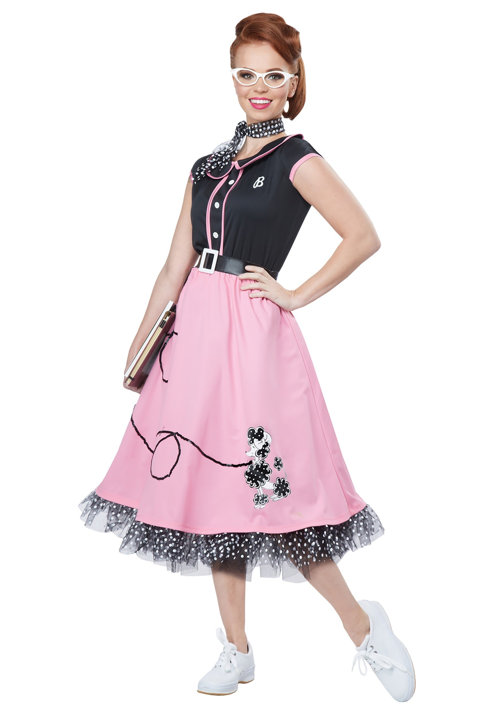 Adult 50s Sweetheart Womens Costume