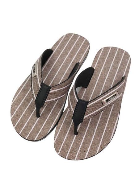 Milanoo Sandalias Zapatillas Sandalias con punta redonda marron claro Sandalias Chanclas Zapatos para mujer