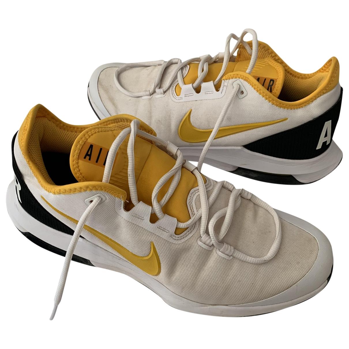 Nike Zoom Sneakers in  Gelb Polyester