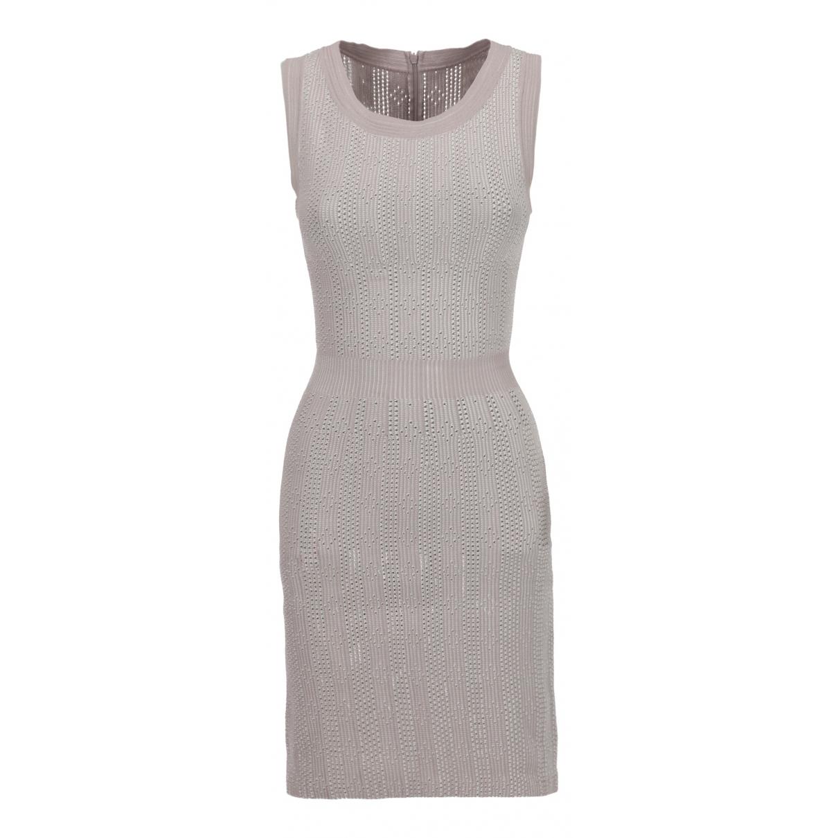 Alaïa N Purple dress for Women 36 FR