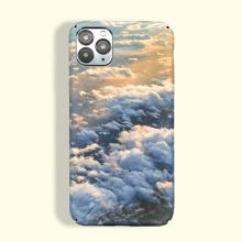 Funda de iphone con estampado de nube
