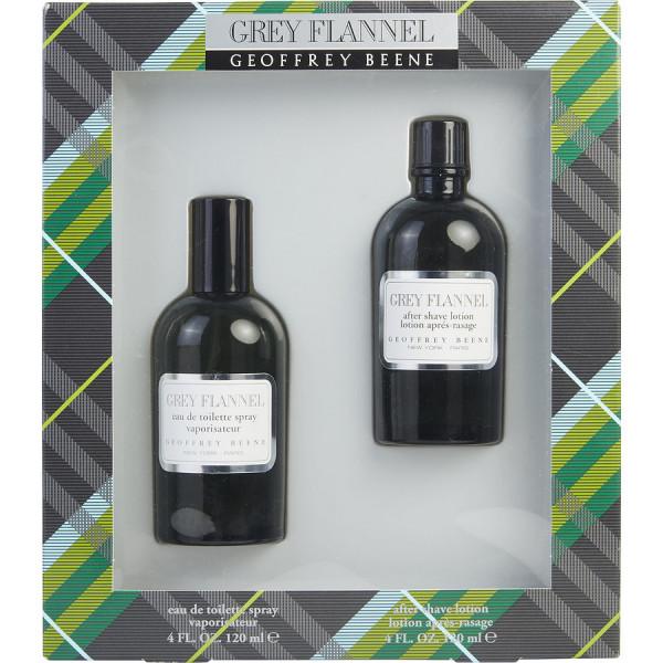 Grey Flannel - Geoffrey Beene Geschenkbox 120 ML