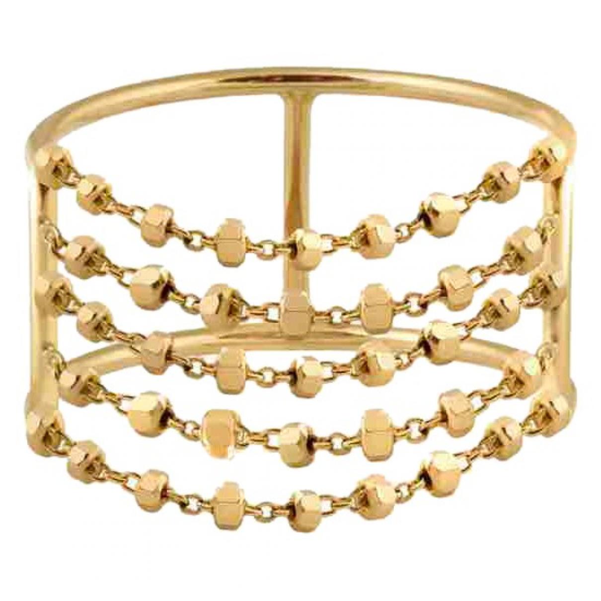 Charlet - Bague   pour femme en or jaune - dore