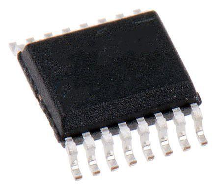 ROHM BD65491FV-E2,  Brushed Motor Driver IC 16-Pin, SSOP (2)