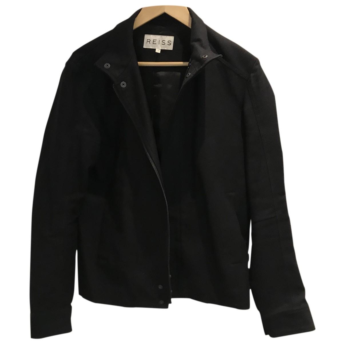 Reiss \N Black Cotton jacket  for Men S International
