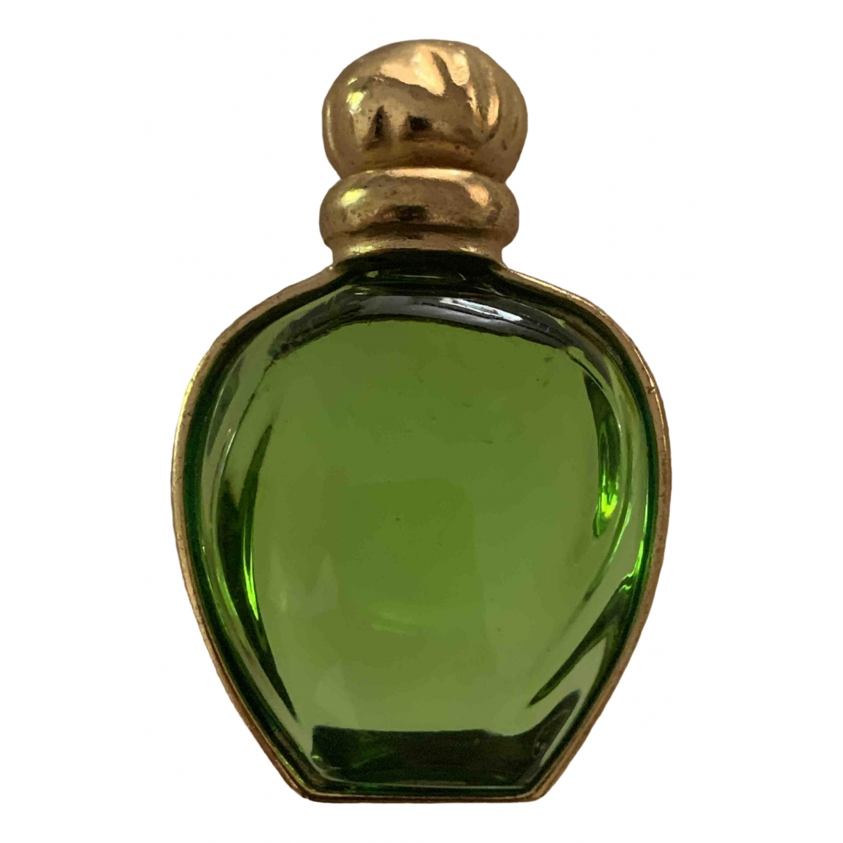 Dior - Broche   pour femme en metal - vert