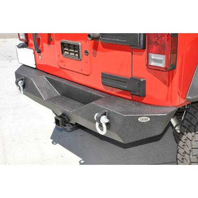 DV8 Offroad RS-4 Rear Bumper (Black) - RBSTTB-04