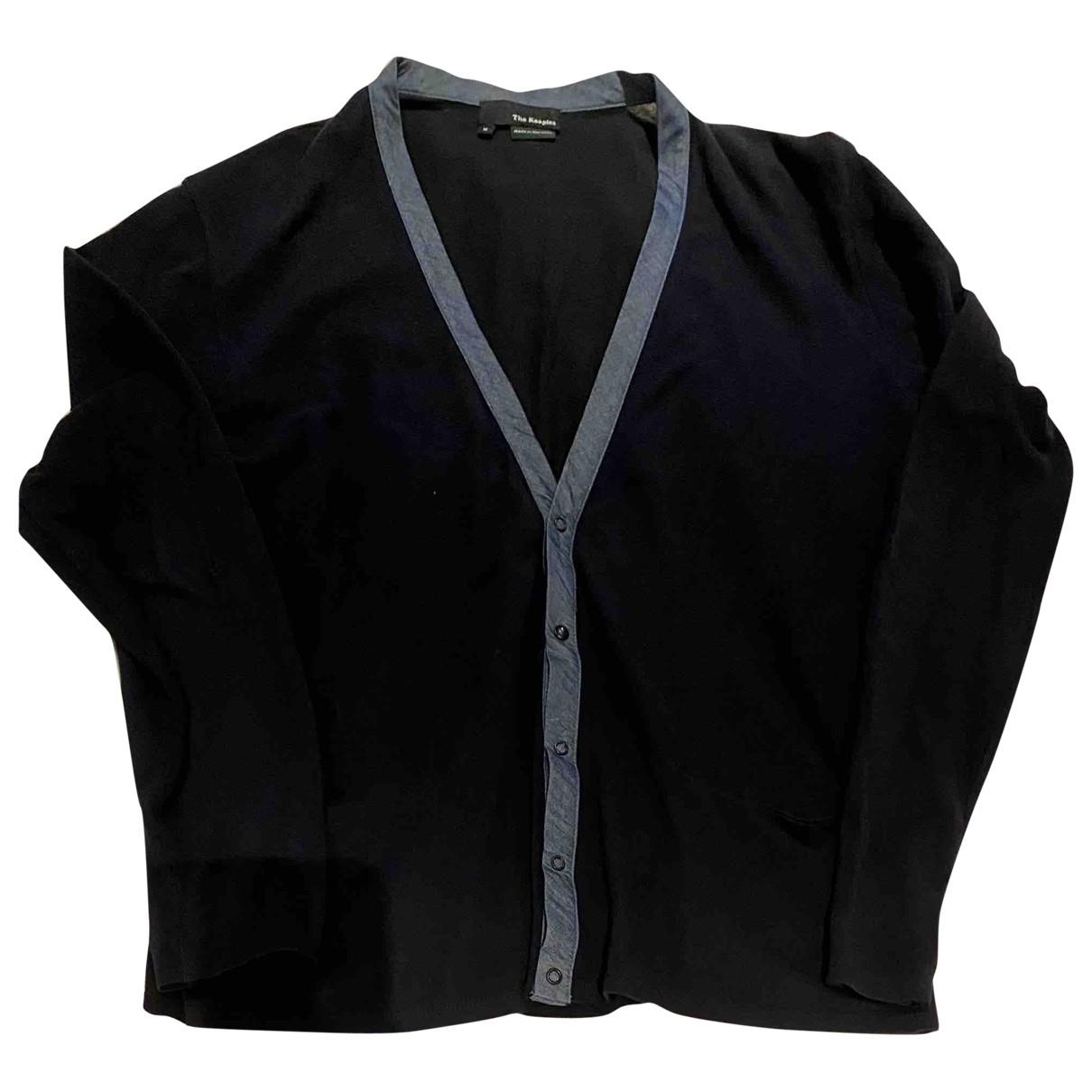 The Kooples \N Navy Cotton Knitwear & Sweatshirts for Men M International