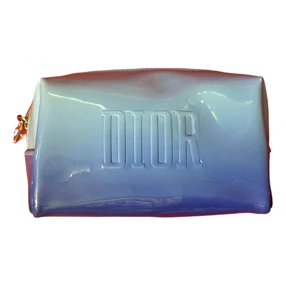 Dior - Sac de voyage   pour femme - bleu