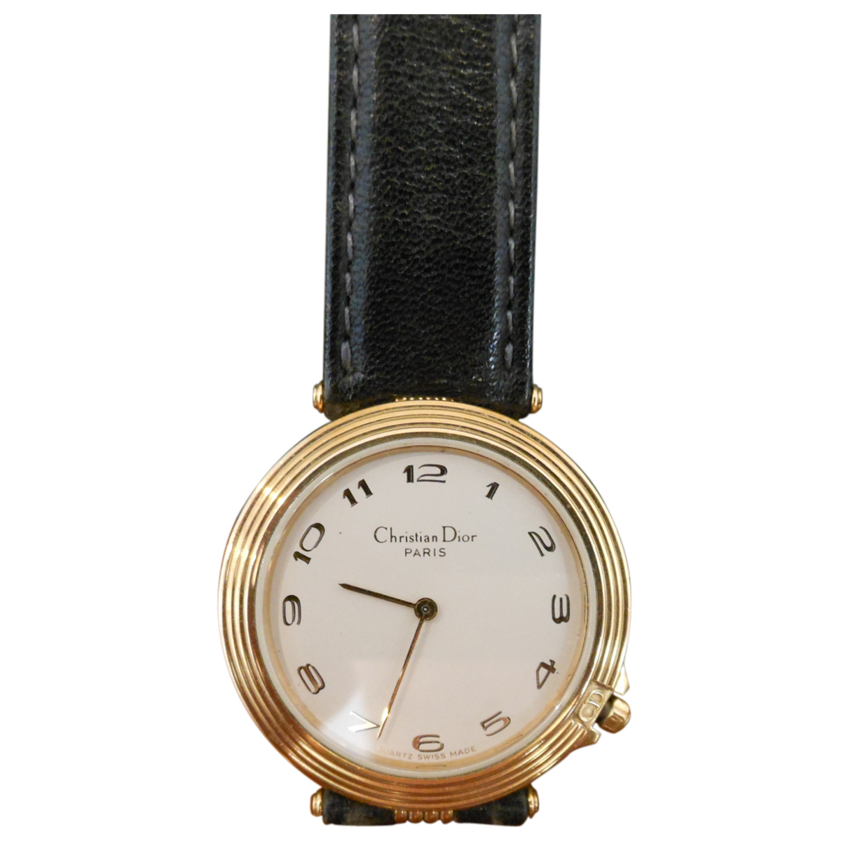 Dior \N Uhr in  Gold Vergoldet
