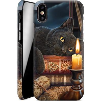 Apple iPhone XS Smartphone Huelle - Witching Hour von Lisa Parker