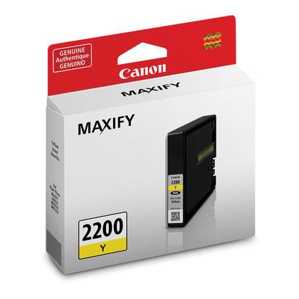 Canon PGI-2200Y 9306B001 cartouche d'encre originale jaune