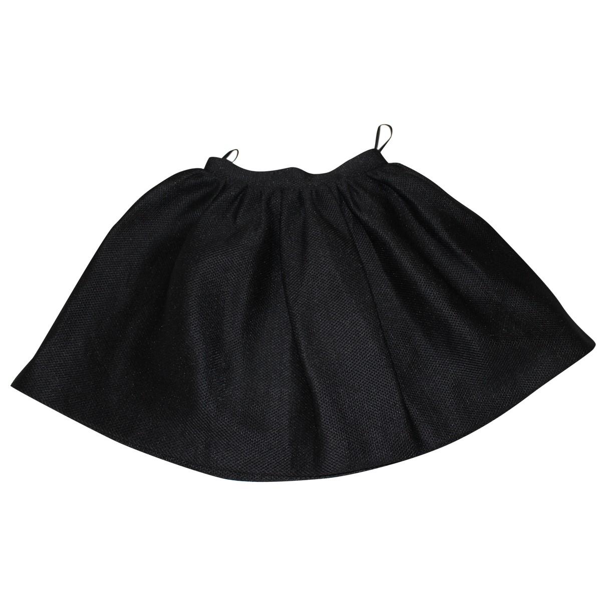 Non Signé / Unsigned \N Black skirt for Women S International