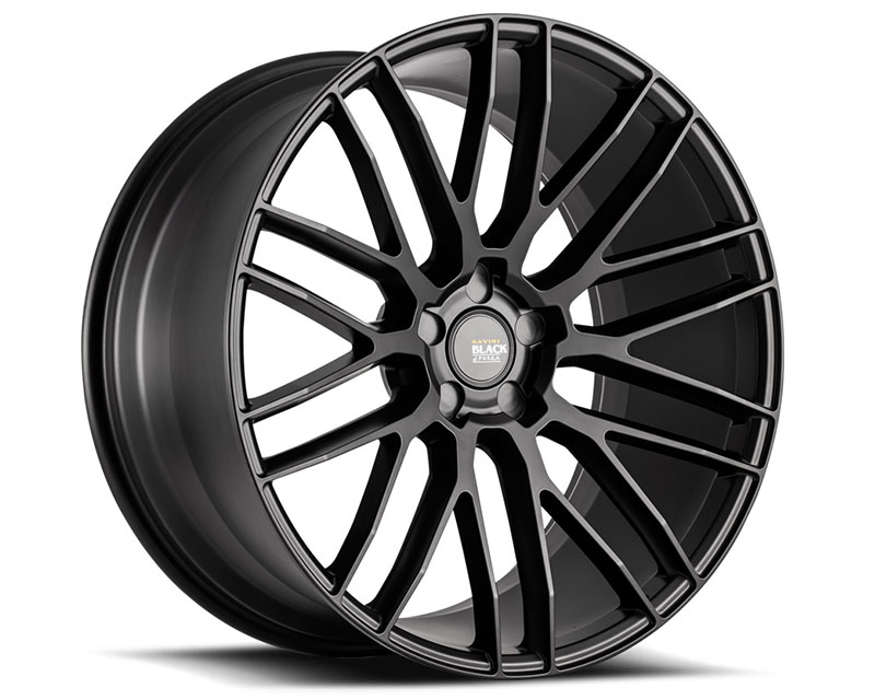Savini BM13-20100512B3879 di Forza Matte Black BM13 Wheel 20x10.0 5x112 38mm