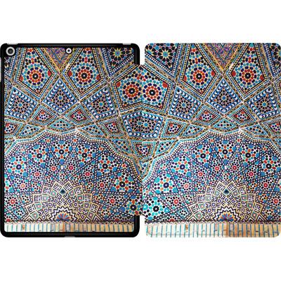 Apple iPad 9.7 (2017) Tablet Smart Case - Iranian Mosaic von Omid Scheybani