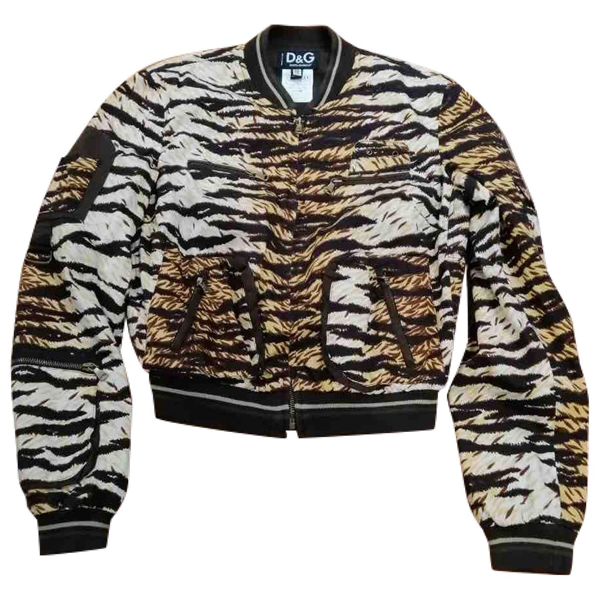 D&g \N Cotton jacket for Women 42 IT