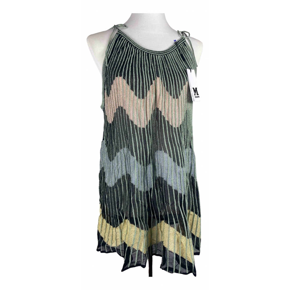 Missoni \N Multicolour Lace dress for Women 44 IT