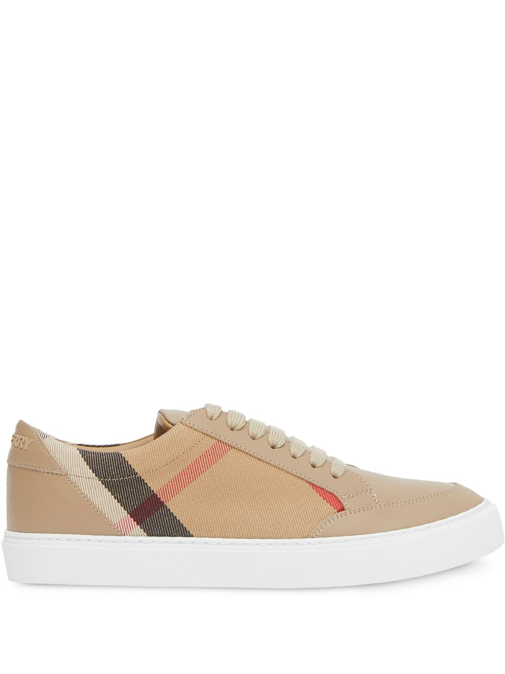Salmond Leather Sneakers