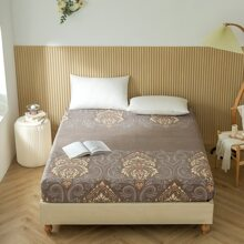 Bettuch mit koniglichem Muster