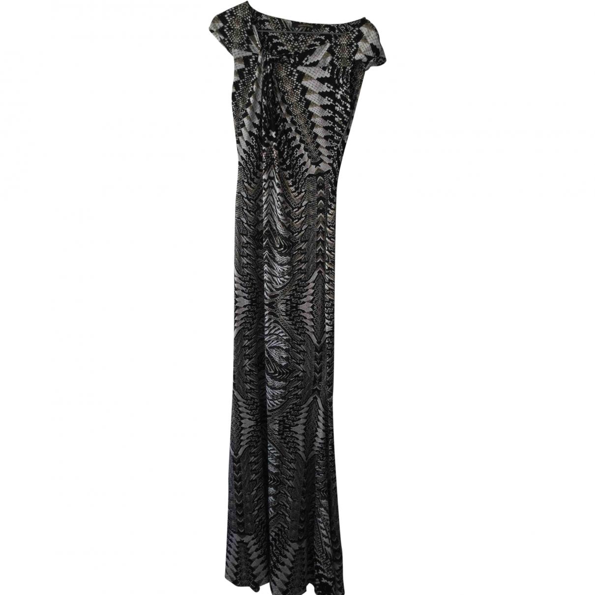 Roberto Cavalli \N Metallic dress for Women 38 FR