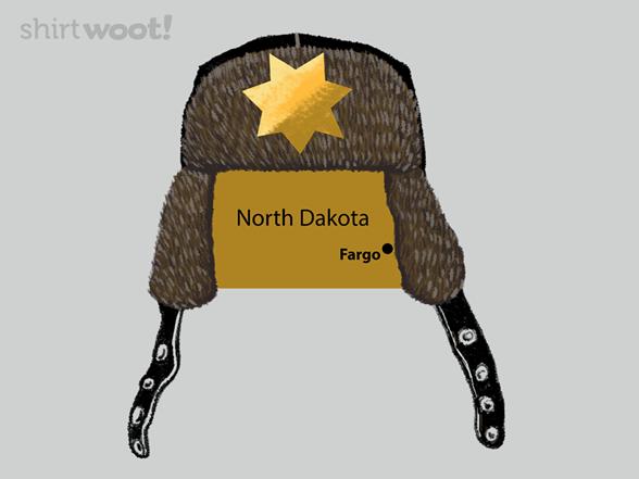 Fargo, Nd T Shirt
