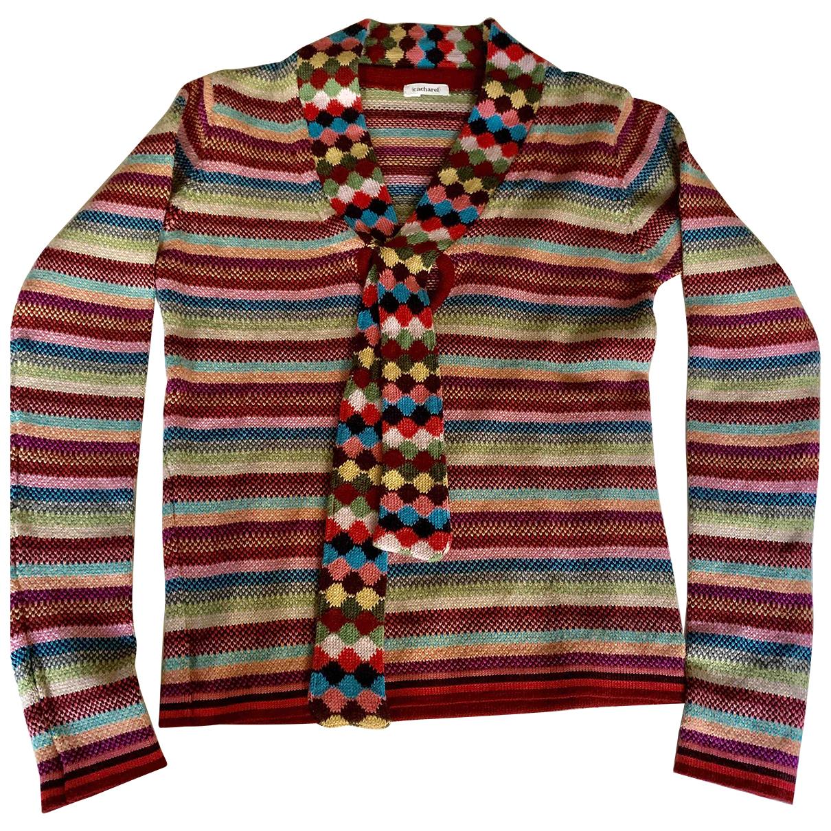Cacharel \N Multicolour Wool Knitwear for Women 34 FR