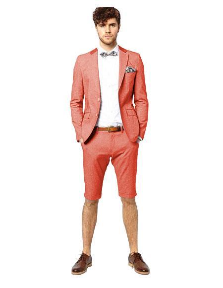 Suit Single Orange Breasted