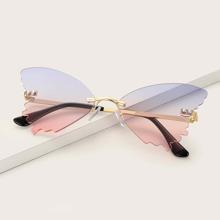 Butterfly Design Sunglasses