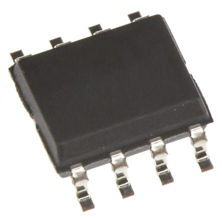 STMicroelectronics TS912BIDT , CMOS, Op Amp, 800kHz, 2.7 → 16 V, 8-Pin SO (2500)