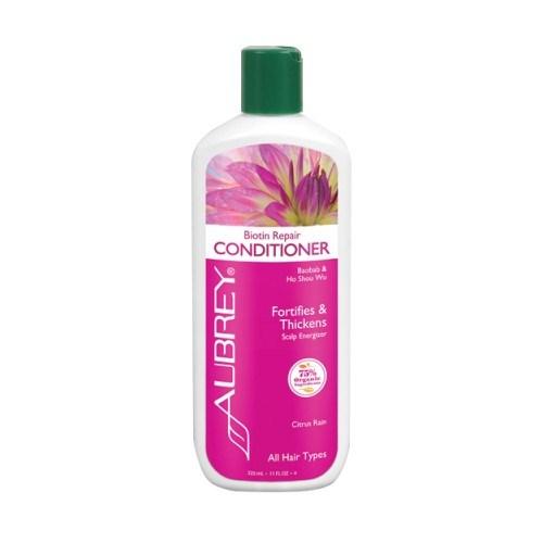Biotin Repair Conditioner 11 Oz by Aubrey Organics