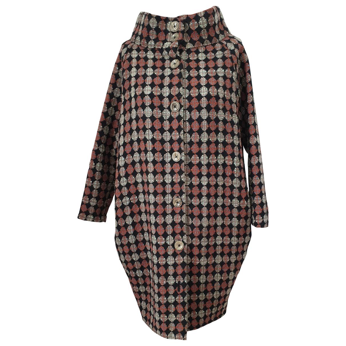 - Manteau   pour femme en laine