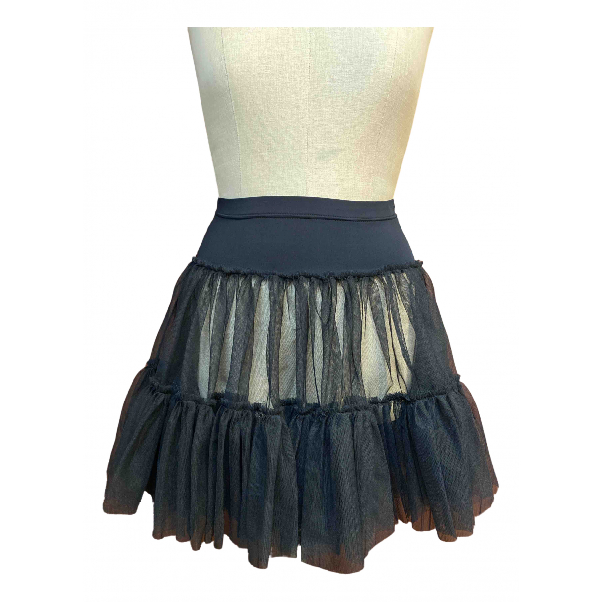 Moschino Cheap And Chic \N Black skirt for Women 40 IT
