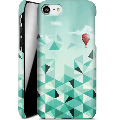 Apple iPhone 7 Smartphone Huelle - Emerald City von Little Clyde