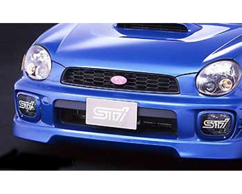 STI V1 Front Lip Spoiler Subaru WRX 02-03
