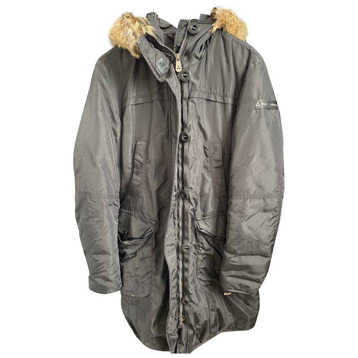 Peuterey \N Black coat for Women 44 IT
