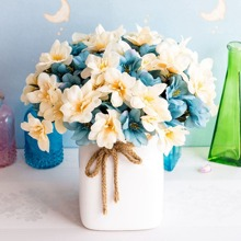 Artificial Flower 5branch With 10pcs Head