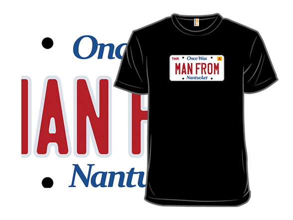 There Once Was A Man From Nantucket? T Shirt