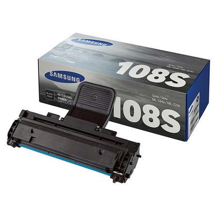 Samsung MLT-D108S Original Black Toner Cartridge