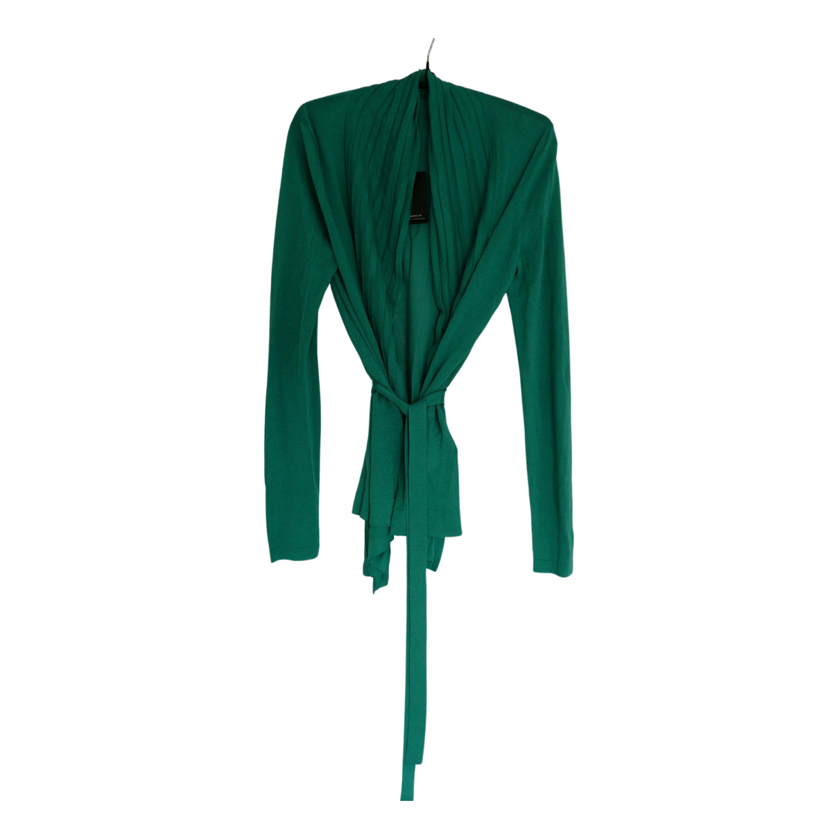 Boss - Pull   pour femme - turquoise